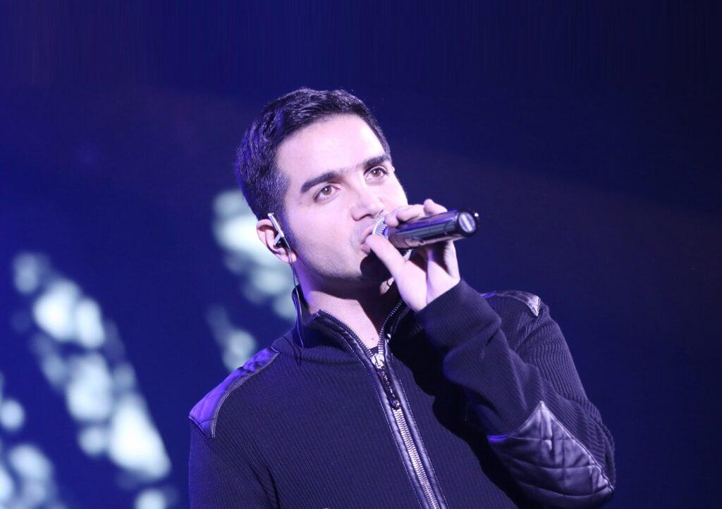 بیوگرافی محسن یگانه در صدای موزیک