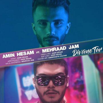 دانلود آهنگ دیوونه ترامین حسام و مهراد جم